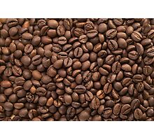 Beans of Coffee Photographic Print