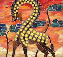 Inverse giraffe by stiglinc