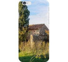 Old Little Stones House in Provence iPhone Case/Skin