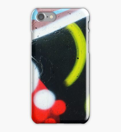 Colored Texture Detail iPhone Case/Skin