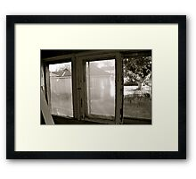 Escape to Grandma's House Framed Print