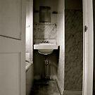 Cramped Sink by JVBurnett