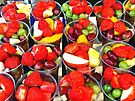 Yummy Yummy, - Fruit Cocktails Surrey County Show - Guildford by Colin  Williams Photography