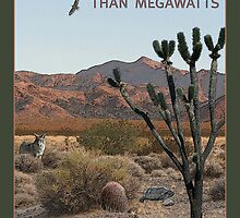 Ivanpah Valley: Worth more than megawatts by Chris Clarke