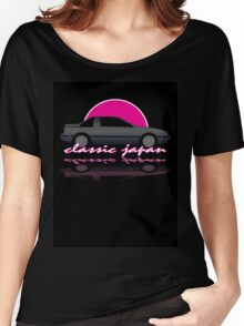 Classic Japan - Nissan Exa Coupe Women's Relaxed Fit T-Shirt
