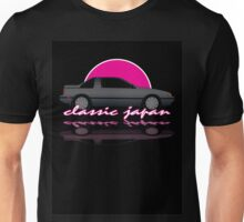 Classic Japan - Nissan Exa Coupe Unisex T-Shirt