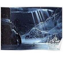Arendelle in Snow Poster