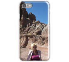 El Teide Landscape iPhone Case/Skin