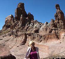 El Teide Landscape by Janone