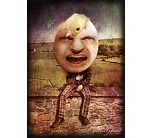 Humpty Hatched Photographic Print
