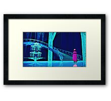 Anna and the Ice Palace Framed Print