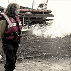 Returning to Station by Loch Ness Lifeboat Crew