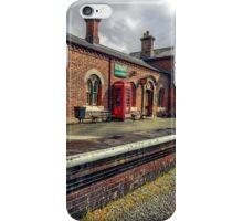 Hadlow Road Railway Station iPhone Case/Skin
