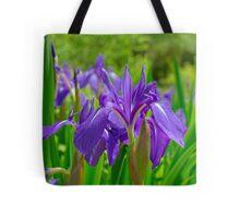 An image of Iris Laevigata Tote Bag