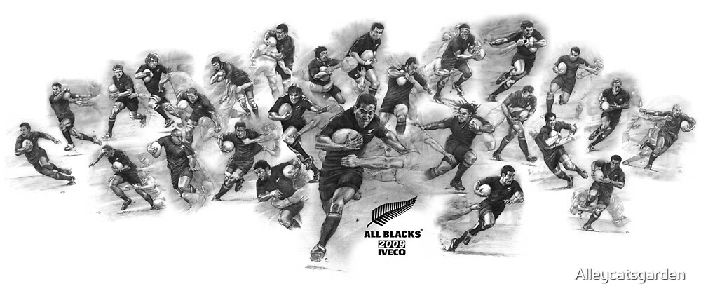 All Blacks - 2009 Iveco series by Alleycatsgarden