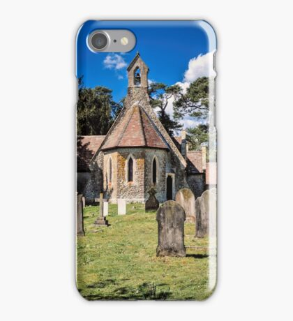 Holy Trinity  iPhone Case/Skin