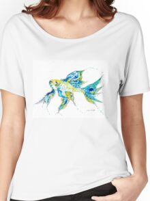 Tropical Fish Women's Relaxed Fit T-Shirt