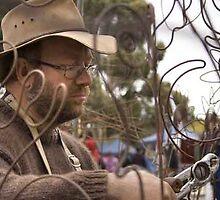 Philip Mitchell Graham Wire Tamer by Philip Mitchell Graham