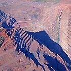 The Argyle Diamond Mine, Kununurra Western Australia by Adrian Paul