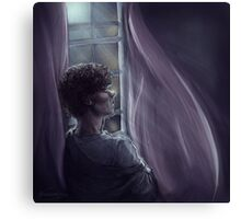 BBC Sherlock - Willow Canvas Print