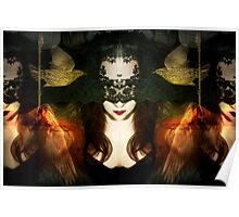Madame Mayhem Poster