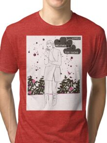 Lovely weather Tri-blend T-Shirt