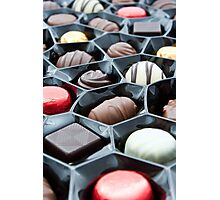 Box of Chocolates Photographic Print