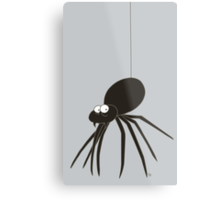 Eight Legs To Hold You Metal Print