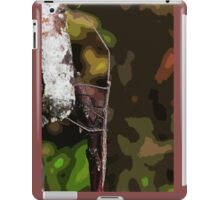 Sstick insect Phasme story 8 paint  (c)(t) by Olao-Olavia / Okaio Créations fz 1000 iPad Case/Skin