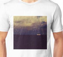 Rain boat Unisex T-Shirt