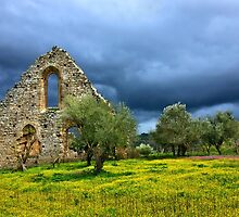 Gothic traces in Greece by Hercules Milas
