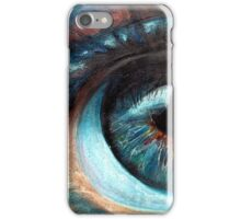 Keep an eye on the forest iPhone Case/Skin