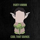 Party Hmm, Cool That Sounds - The Inbetweeners by 4ogo Design