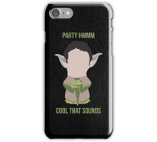 Party Hmm, Cool That Sounds - The Inbetweeners iPhone Case/Skin