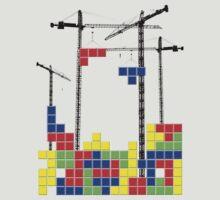 Tetris Skyline