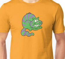 Cheddar Kitty Unisex T-Shirt