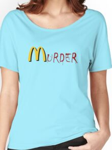 McMurder Women's Relaxed Fit T-Shirt