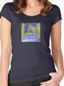 The Private Pond Women's Fitted Scoop T-Shirt