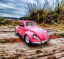 St Ouen beach bug by Gary Power