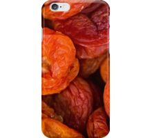 Food - Dried apricots iPhone Case/Skin