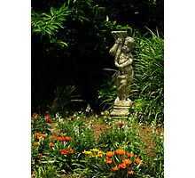 Art In The Gardens ~ Part One Photographic Print