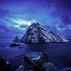 Sugar Loaf Rock by Paul Pichugin