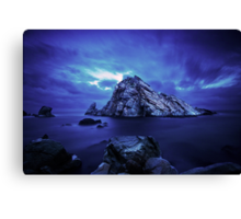 Sugar Loaf Rock Canvas Print