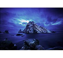 Sugar Loaf Rock Photographic Print