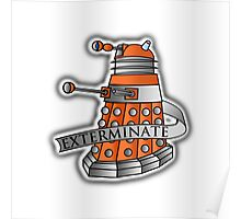 Dalek - Scientist Variant 2 Poster