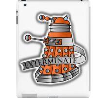 Dalek - Scientist Variant 2 iPad Case/Skin