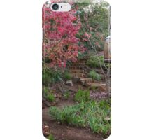 Autumn in the Garden #2 iPhone Case/Skin