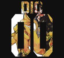 Dio - Jojo's Bizarre Adventure 00 by Dandyguy