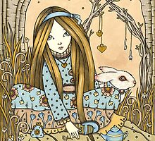 Down the Rabbit Hole by Anita Inverarity