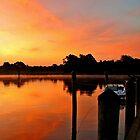 Sunrise at Oak Creek by Hope Ledebur